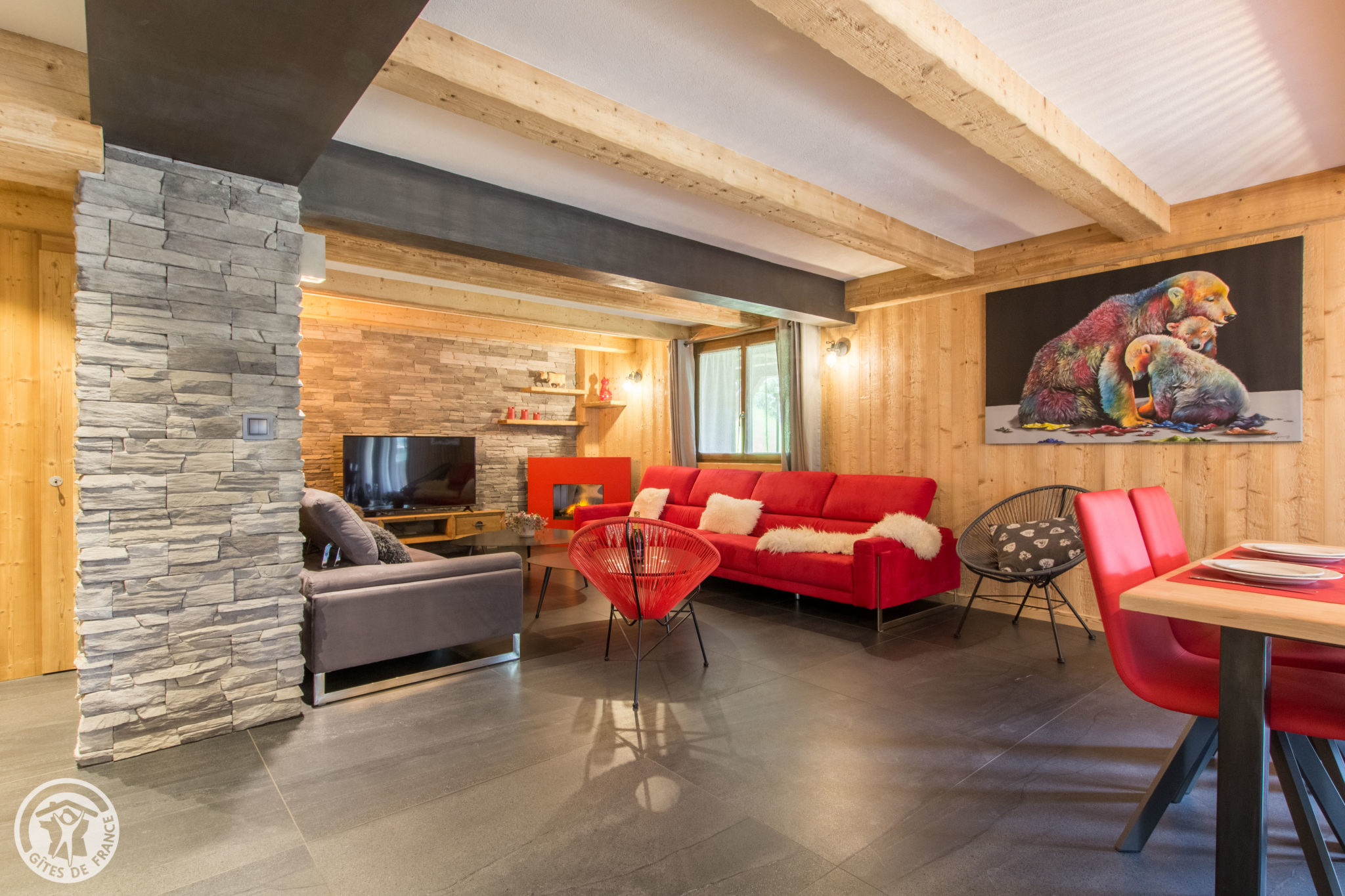 Chalet Chante Merle Photos